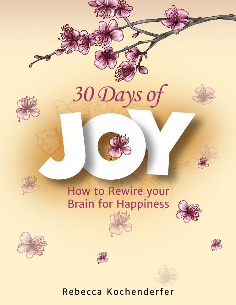 Cover: 30 Days of Joy Journal